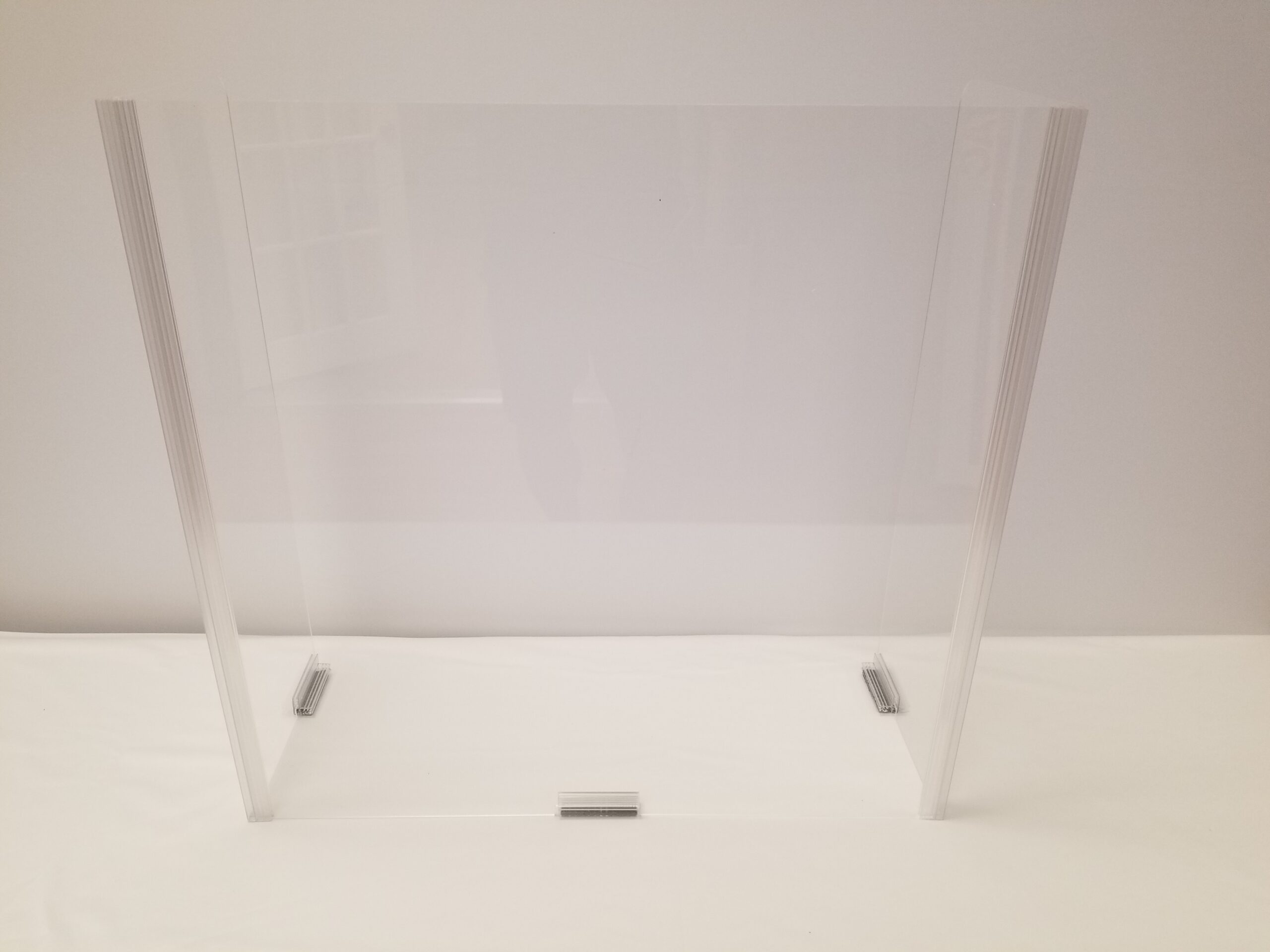 Student Acrylic barriers